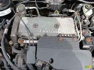 2000 Pontiac Sunfire Gt Convertible 2 4 Liter Dohc 16