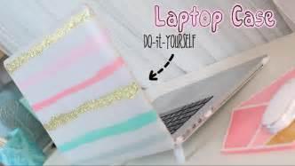 DIY Laptop Cute Case