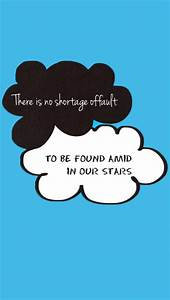 the fault in our stars background | Tumblr