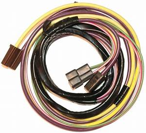 1978 Corvette Wiring Harness  Neutral Safety Switch
