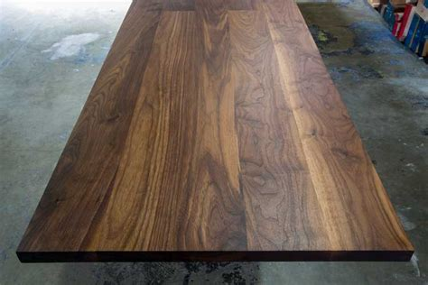 black walnut table top shop table tops countertops butcher blocks stairs