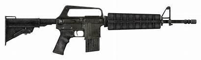 Fallout Assault Carbine Vegas Fnv M199 Arma