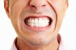 hazardous side effects  clenching  teeth