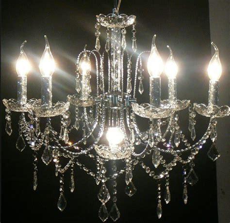 discount 7 lights chandelier modern glass