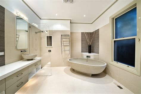 Corner-tub-ideas-bathroom-modern-with-beige-cabinets-beige