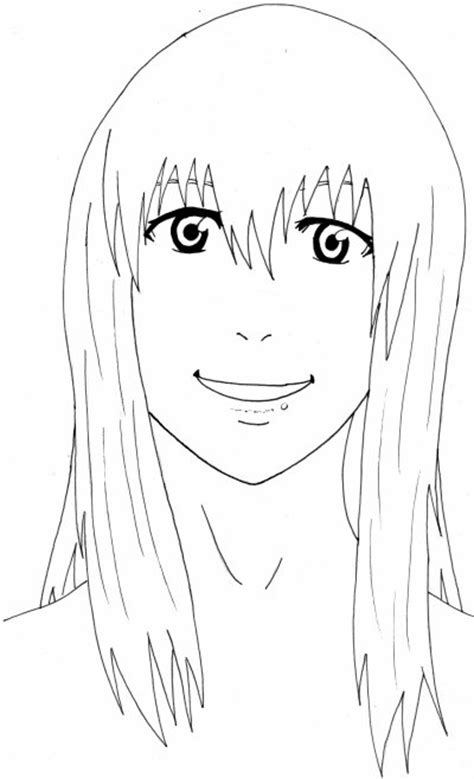 lecon  dessiner  visage de face les yeux le