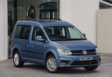 volkswagen launches  tsi caddy affordable running
