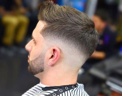 Mens Medium Fade Haircuts 2017