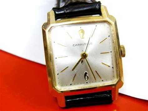 jacks treasure chest  time pieces vintage caravelle