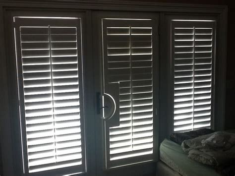 Interior Plantation Shutters by Interior Faux Wood Plantation Shutters