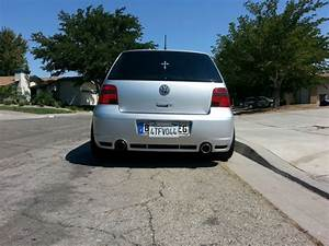 Buy Used 2001 Vw Golf Gti Glx Vr6 R32 Euro Bumpers In