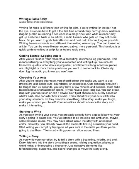 How To Write A Resume Script by Novel Book Writing Template Exle Click The Sle To View The Size Image See Transcript