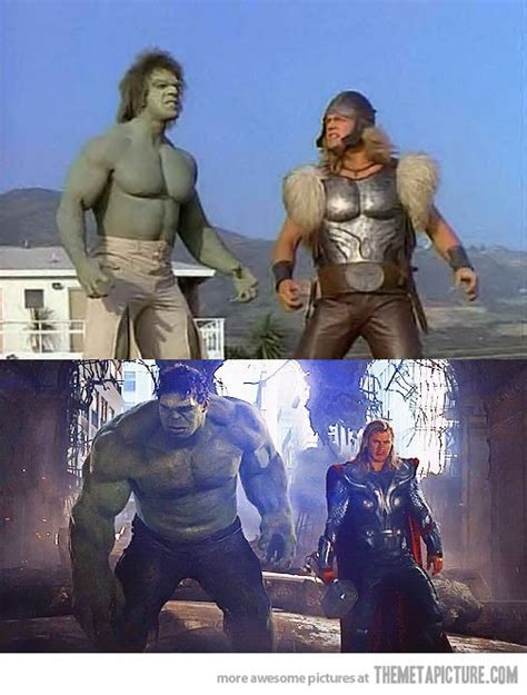 hulk and thor 34 years later the meta picture
