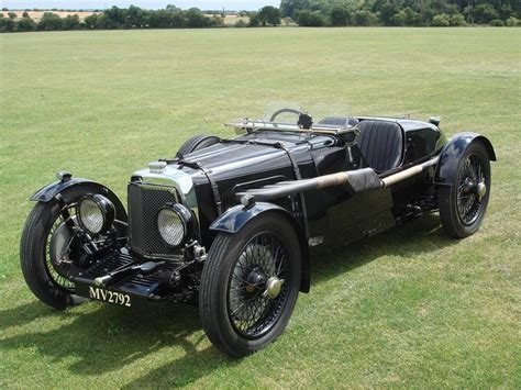 1932 Aston Martin Le Mans History, Pictures, Value