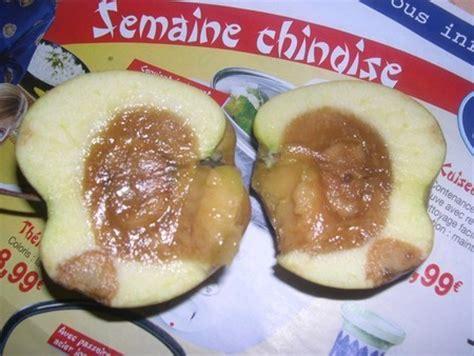 cuisine pourrie pomme de reinette pourrie dans la cuisine d 39 audinette