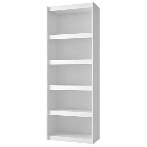 28 Inch Bookcase by Modern Shelving Panama 28 White Bookcase Eurway
