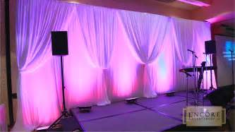 pipe and drape wedding 1000 images about dramatic draping encore event on