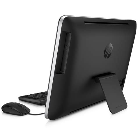 pc bureau tactile hp all in one 22 2124nf pc de bureau hp sur ldlc com