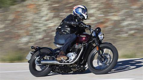 Bonneville Bobber Image by Ride 2017 Triumph Bonneville Bobber