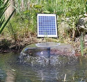 Pompe Bassin Solaire Jardiland : pompe solaire fontaine jet d 39 eau de bassin 10wc 610 l h pompes solaires objetsolaire ~ Dallasstarsshop.com Idées de Décoration