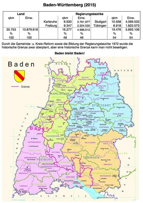 grenze baden württemberg landesvereinigung baden in europa e v