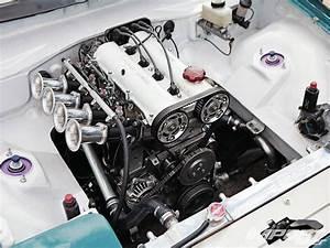 Na Miata Engine Bay