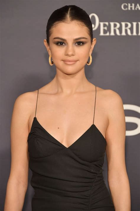 selena gomez instyle awards los angeles
