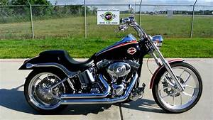 2001 Harley Fxstdi Softail Deuce Super Custom