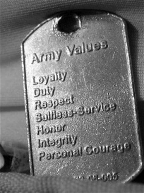 army values quotes quotesgram
