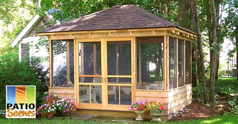 what is gazebo screen patio outdoor privacy screen