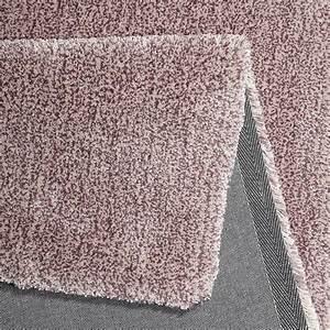Tapis Rose Clair : tapis esprit shaggy relaxx rose clair 200x290 ~ Teatrodelosmanantiales.com Idées de Décoration