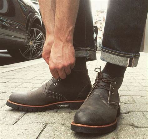Red Wing Foreman Chukkas Men Apparel Boots Shoes