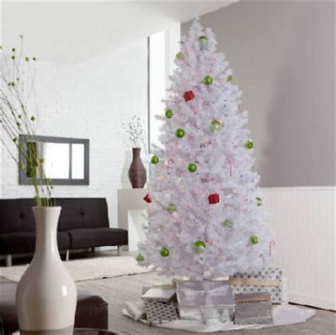 top 10 ideas for white christmas trees for christmas
