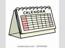 Calendar Cartoon Images, Stock Photos & Vectors Shutterstock