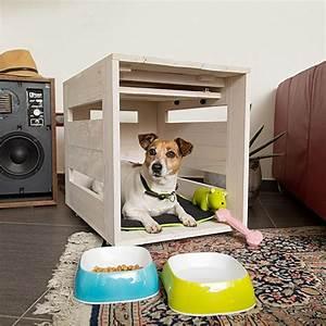 Niche Interieur Pour Chien : niche d 39 int rieur dog home niche pour chien ferplast wanimo ~ Melissatoandfro.com Idées de Décoration