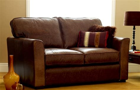 Sofa Co by Sofa Beds The Torino Premium Leather Sofa Bed