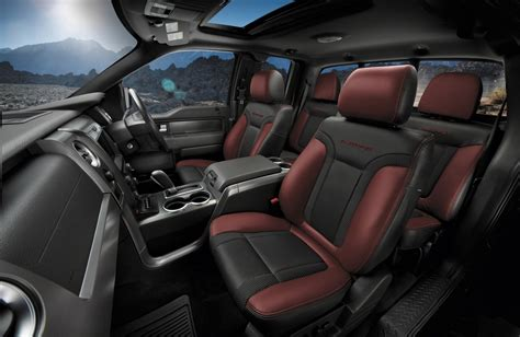 ford raptor interior ford f150 2015 lifted image 82