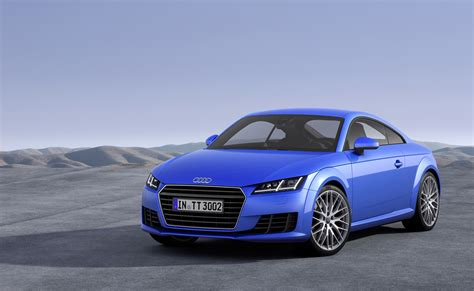 Audi Tt 2015 by 2015 Audi Tt Photo Gallery Autoblog