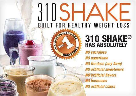 shakes loss weight meal replacement protein diet powder shake nutrition healthy homemade recipes lose smoothies eating 310nutrition