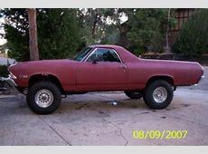 68 Chevy El Camino Hotrod Hotline
