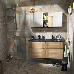 Meuble Salle De Bain Castorama : salle de bain 25 nouveaux mod les pour s 39 inspirer en ~ Melissatoandfro.com Idées de Décoration