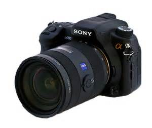 DSLR Digital Single-Lens Camera