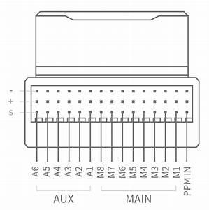 Cuav V5  Wiring Quickstart  U00b7 Px4 User Guide