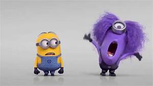 Funny Minion Evil Minion Wants Banana Despicable Me 2 ...