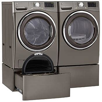 washer dryer pedestal kenmore kenmore 4 5 cu ft front load washer pedestal