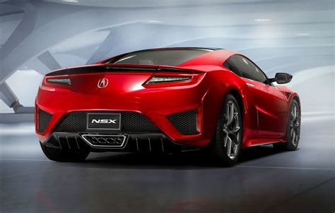 acura s 2016 nsx hybrid supercar debuts in detroit the