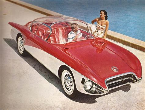 1956 Buick Centurion Concepts