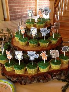 103 best Woodland Baby Shower images on Pinterest