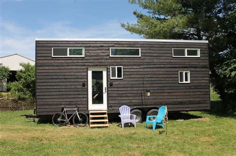 Tiny House, Big Living These Itsybitsy Homes Are Feature