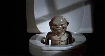 Ghoulies Toilet Movie Disgusting Critters Horror Monsters